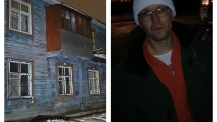 Мужчина, задержанный на Уралмаше, где неделю горят бараки: «Мне угрожали расправой»