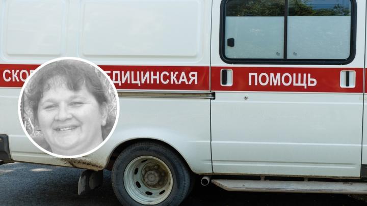 В Перми от коронавируса умерла 48-летняя фельдшер скорой помощи