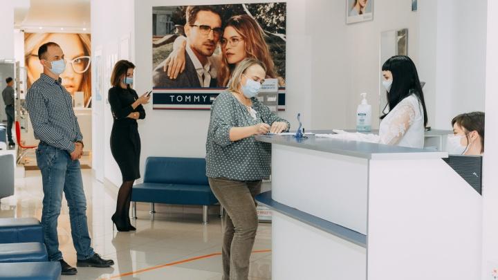 Клиника Бранчевского «перестроилась» ради безопасности пациентов
