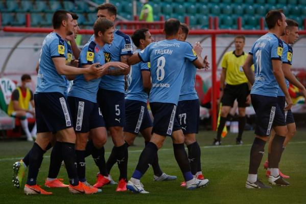Доходы клуба в дни матчей составили 133 159 000 рублей за год