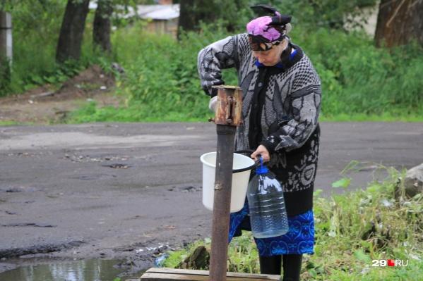 Жителей Сульфата просят заранее сделать запас воды