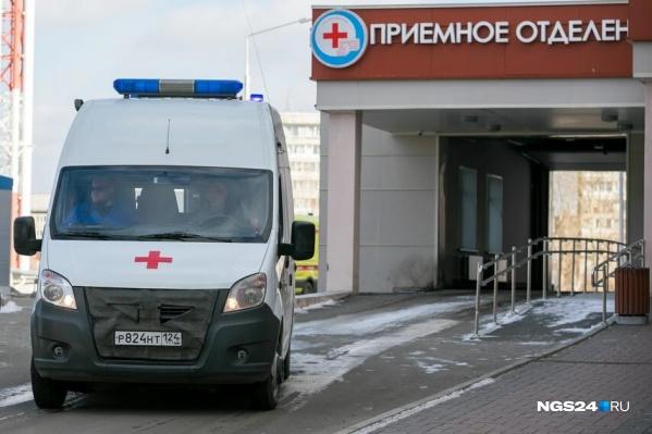 За 1 день в Железногорске заразились 127 человек