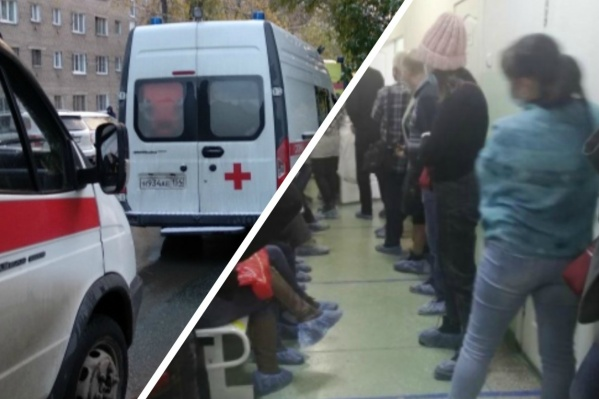 Новосибирская медицина, похоже, не выдержала испытание второй волной