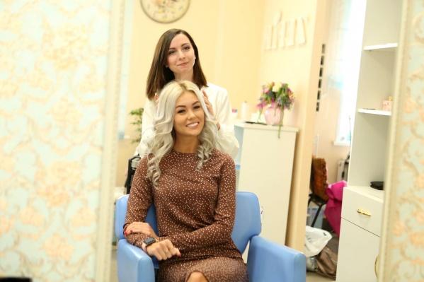 Елена Нелаева трудится корреспондентом на «Котлас ТВ»