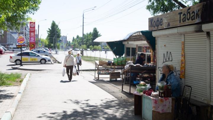 «Есть власть в Курчатовском районе или нет?»: мэр Челябинска резко высказалась о засилье ларьков