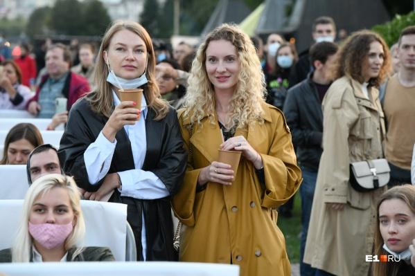 Фестиваль будет проходить на площади перед главным корпусом УрФУ
