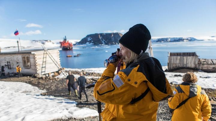 Хотите в Арктику? Добро пожаловать на виртуальную экскурсию по Бухте Тихая