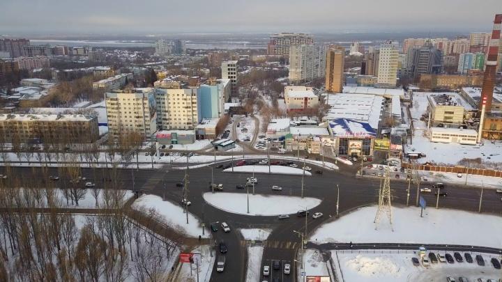 Видеосхема: как в Самаре продлят улицу XXII Партсъезда