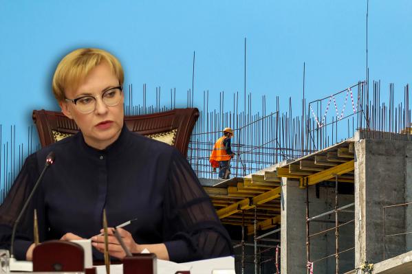 Елена Лапушкина расторгла договор с застройщиком в одностороннем порядке