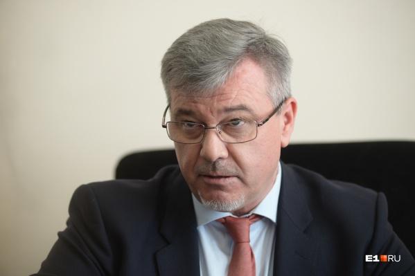 Дмитрий Баранов пока не может работать