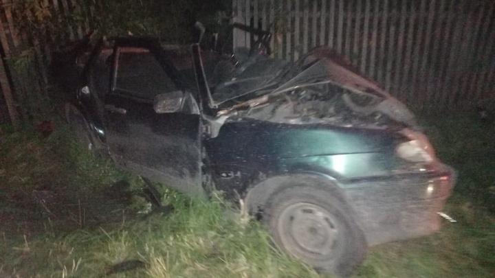 В Кузбассе «пятнашка» вылетела на встречку. Один человек погиб, еще трое попали в больницу