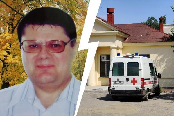 Иван Калинкин, врач-педиатр Суровикинской ЦРБ