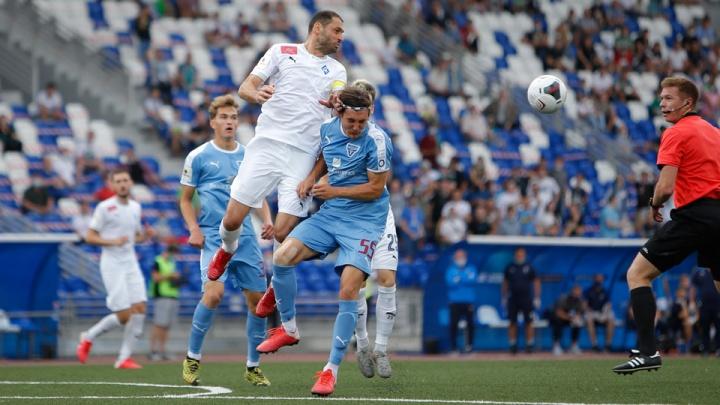 Игрокам «Крыльев Советов» поручили вернуть команду в Премьер-лигу