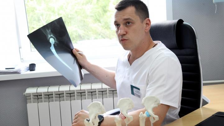 «Возраст — не противопоказание»: кемеровский травматолог — об экстренной помощи пожилым