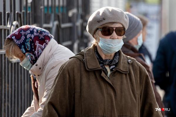 Больше всего заболевших в Екатеринбурге