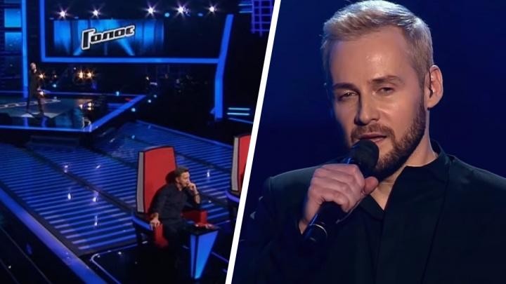 «Такой голос упускать нельзя»: певец из Березовского покорил Гагарину и Сюткина на Первом канале