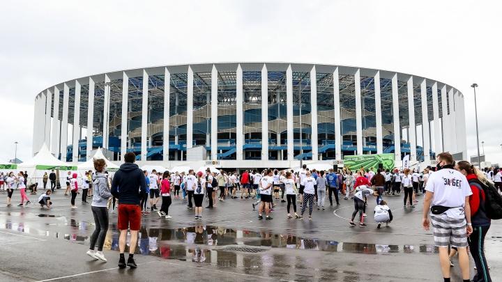 Главного инженера стадиона «Нижний Новгород» задержали