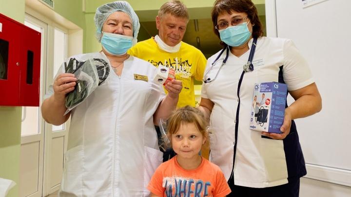 «Добрые дела сближают»: волгоградские предприятия помогли детскому отделению Котельниковской больницы