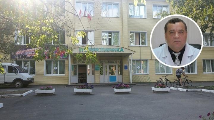 В Омске уволился второй главврач за два дня