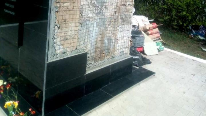 Жительница Башкирии — о состоянии военного мемориала: «Больно и обидно наблюдать подобное забвение»