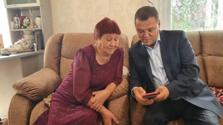 Известные люди Башкирии показали, как выглядят их мамы