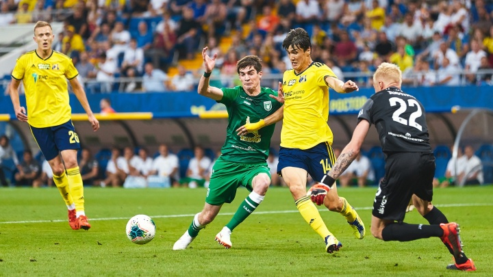 Желто-синие не имеют права на ошибку: 10 фактов о матче «Рубин» — «Ростов»
