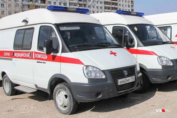 Авария произошла 22 ноября на остановке «503-й квартал»