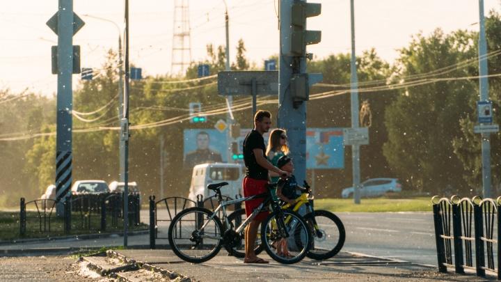 Выходные в Омске пройдут без дождей