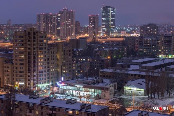 Волгоград замыкает двадцатку конфликтных городов