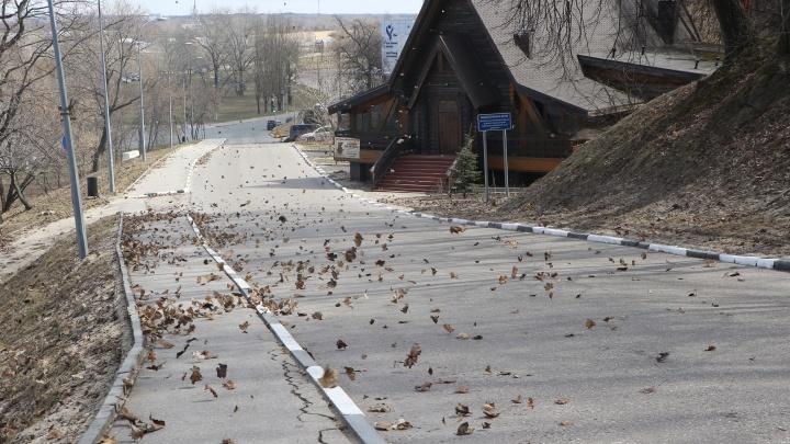 МЧС предупреждает: в Нижний Новгород идёт шквальный ветер