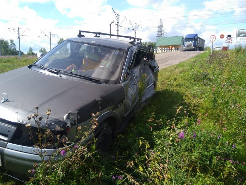 Авария произошла утром 30 июля