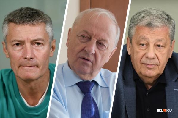 Бывшие руководители области и города по-разному оценивают кадровое решение губернатора