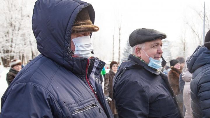 В Ярославской области проверяют на коронавирус 106 человек, приехавших из-за рубежа