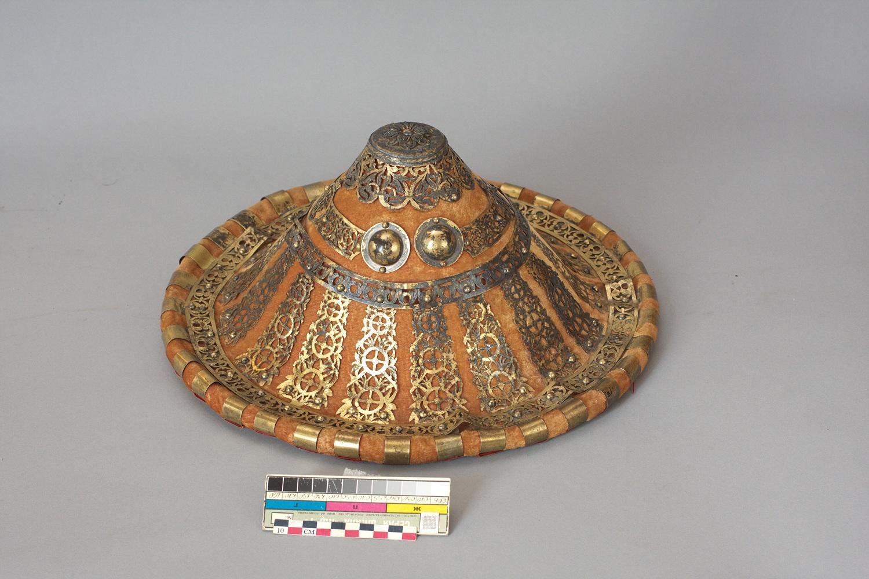 Щит эфиопского воина — тоже подарок 1959 года