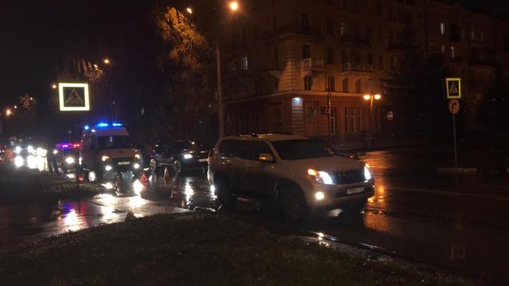 В Кузбассе стали чаще сбивать пешеходов: за сутки пострадали 4 человека, в том числе школьник