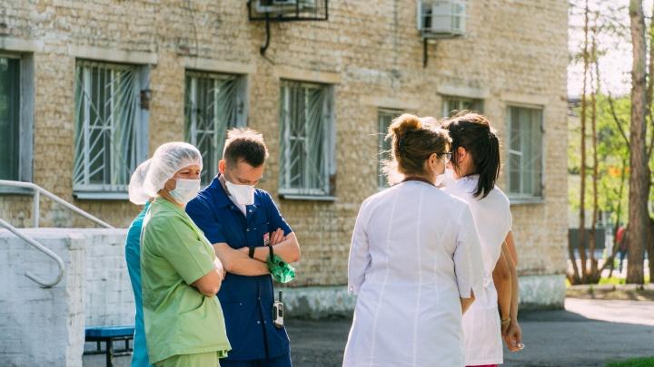В Омской области коронавирусной инфекцией заразились ещё 58 человек