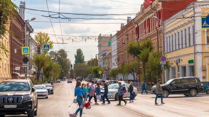 Вместо проводов — деревья: в Самаре преобразят улицу Куйбышева