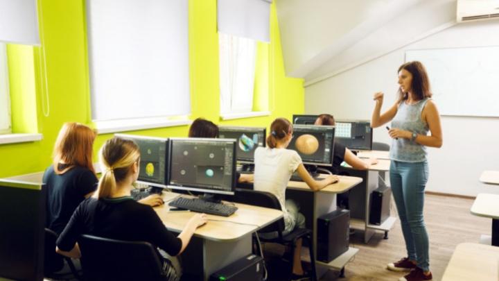 Красноярцев обучат на программистов и компьютерных дизайнеров в знаменитой IT-школе