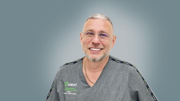 От зуба до обеих челюстей: врач с 20-летним опытом работы в Израиле берётся даже за безнадёжные случаи