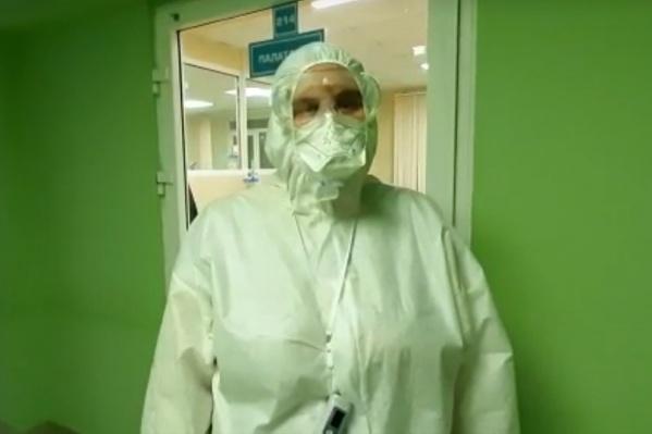 Врачи призывают позаботиться о себе, чтобы не попасть в ковид-госпиталь