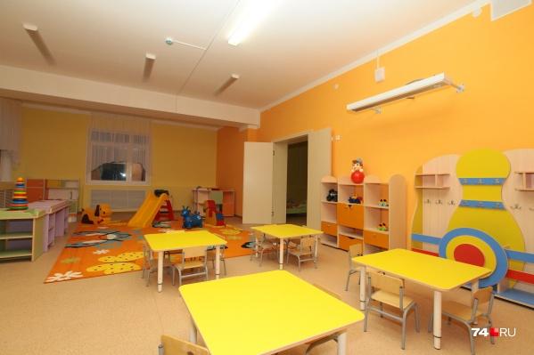 Один детский сад открыли досрочно — они устранили найденные нарушения