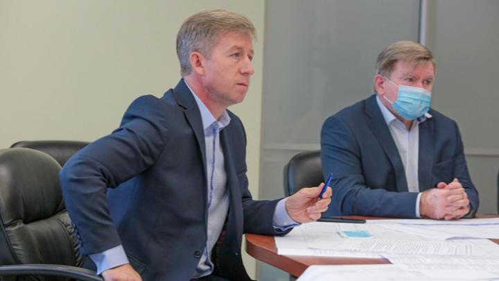 MAKFA построит под Челябинском один из крупнейших логистических центров на Южном Урале