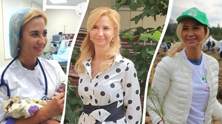 Главная блондинка омского Минздрава: изучаем аккаунт нового министра в инстаграме