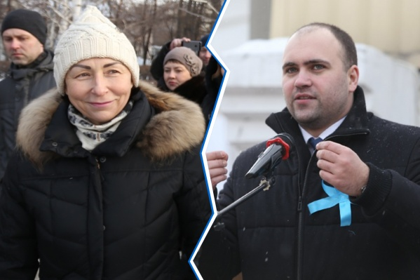 Ярослав Щербаков сам был кандидатом в конкурсе на пост мэра, но в феврале прошлого года. А осенью кресло главы Челябинска заняла Наталья Котова