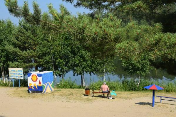 Отдыхать на «Голубых озёрах» всё еще можно