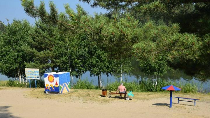 На «Голубые озера» в Кургане можно будет проехать несмотря на запрет посещать леса