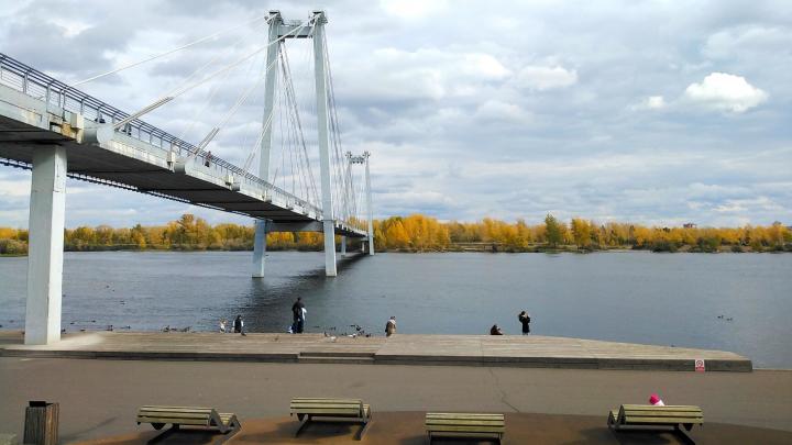 На неделе в Красноярск придут затяжные дожди