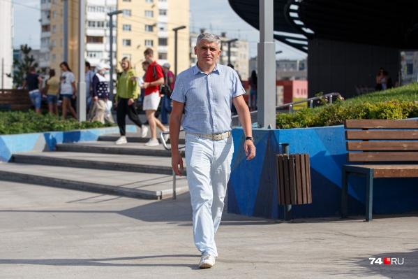 Андрей Алексеев работает в торговой недвижимости более 15 лет и не припомнит таких испытаний
