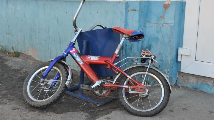 За полгода в Архангельской области пострадало 20 детей на велосипедах, самокатах и мотоциклах