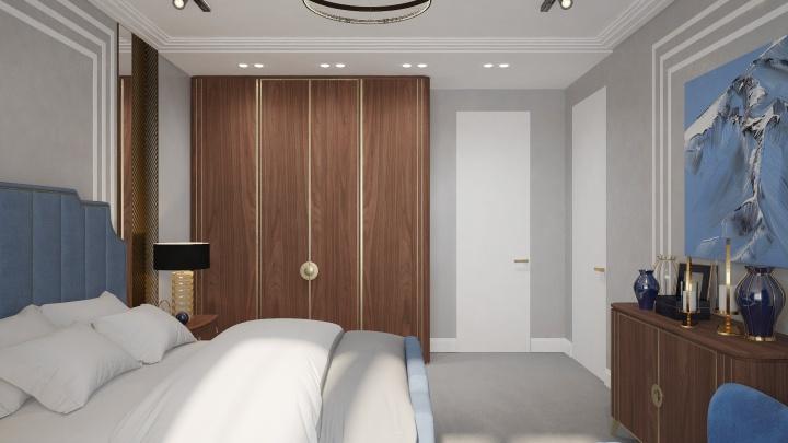 Дизайнер придумала интерьеры для домов в «золотом» квартале — смотрим, что у неё получилось